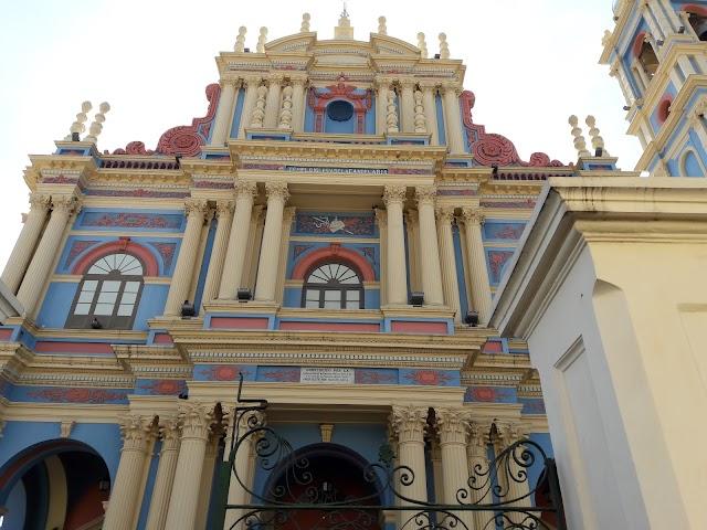 Iglesia la Viña