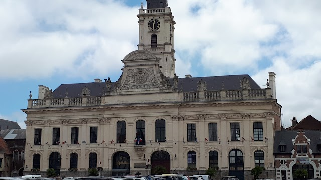 Beffroi de l'Hôtel de Ville