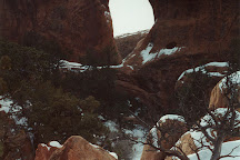 Double O Arch, Arches National Park, United States
