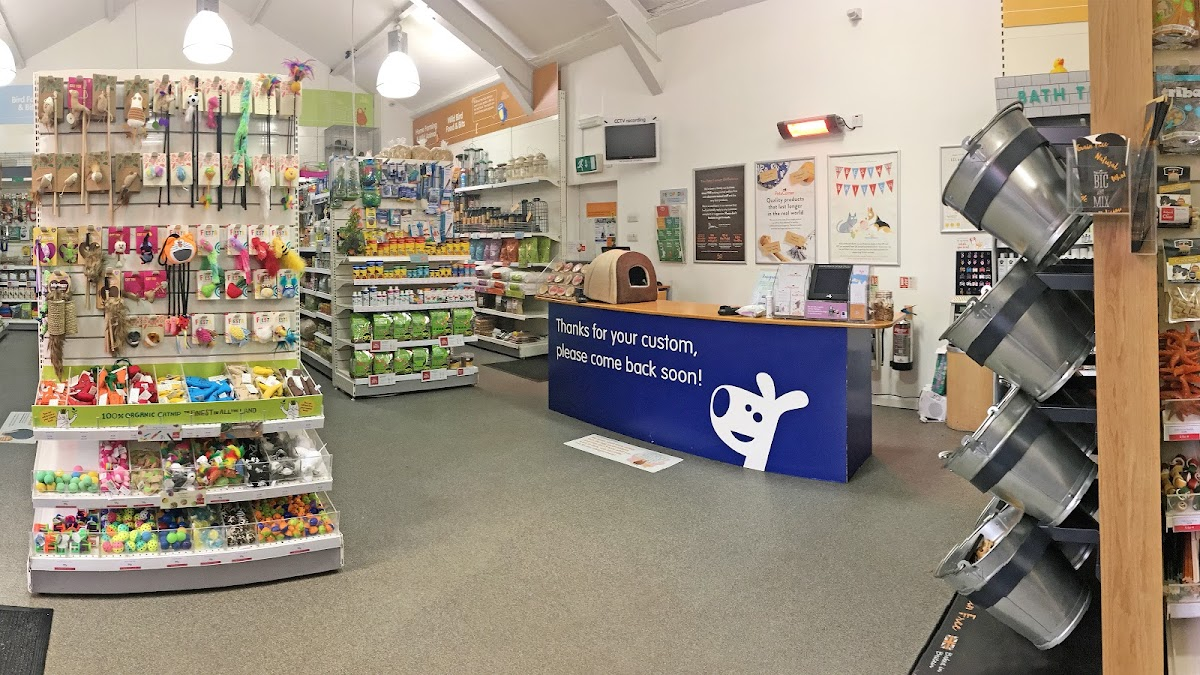 Pets Corner Great Amwell interior