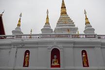 Wat Jed Yod, Chiang Rai, Thailand