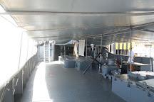 Corvette Museum Solimoes, Belem, Brazil