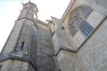 Eglise Saint-Nazaire, Carcassonne Center, France
