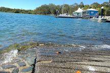 Carlo Point Marina, Rainbow Beach, Australia