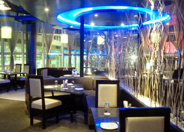 Oval Lounge
