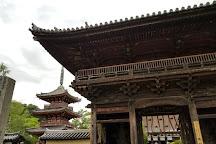 Kakurin-ji Temple, Kakogawa, Japan