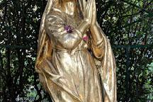 Madonna del Mare Statue, Opatija, Croatia
