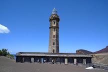 Centro de Interpretacao do Vulcao dos Capelinhos, Horta, Portugal