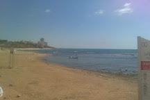Givat Aliya Beach, Jaffa, Israel