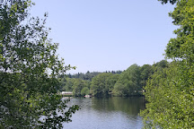 Parc des Grands Chenes, Bazouges-La-Perouse, France