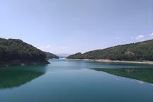 Lago di Pietra del Pertusillo, Spinoso, Italy