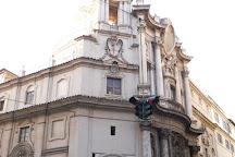 Quattro Fontane, Rome, Italy