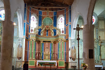 Eglise Saint-Martin de Saint-Martin-de-Re, Saint Martin de Re, France