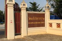 Wat Kaew Ko Wararam, Pak Nam, Thailand