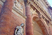 Loggia del Capitaniato, Vicenza, Italy