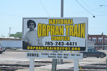 National Orphan Train Complex, Concordia, United States