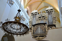 Church of the Virgin Mary of the Rosary, Ceske Budejovice, Czech Republic