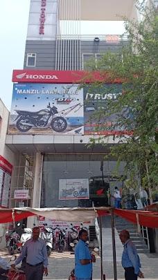 RD Honda jaipur