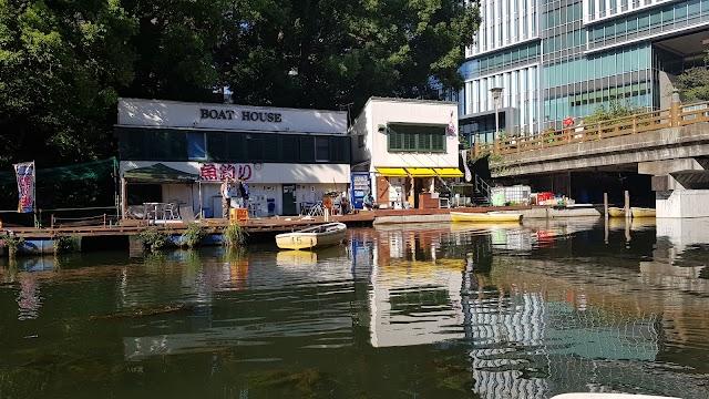 Benkeibashi boat field (Benkei Fishing Club)