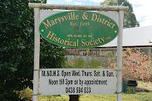 Marysville & District Historical Society, Marysville, Australia