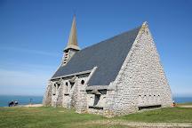 Chapelle Notre-Dame-de-la-Garde, Etretat, France