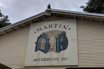 Martins Accordions, Scott, United States
