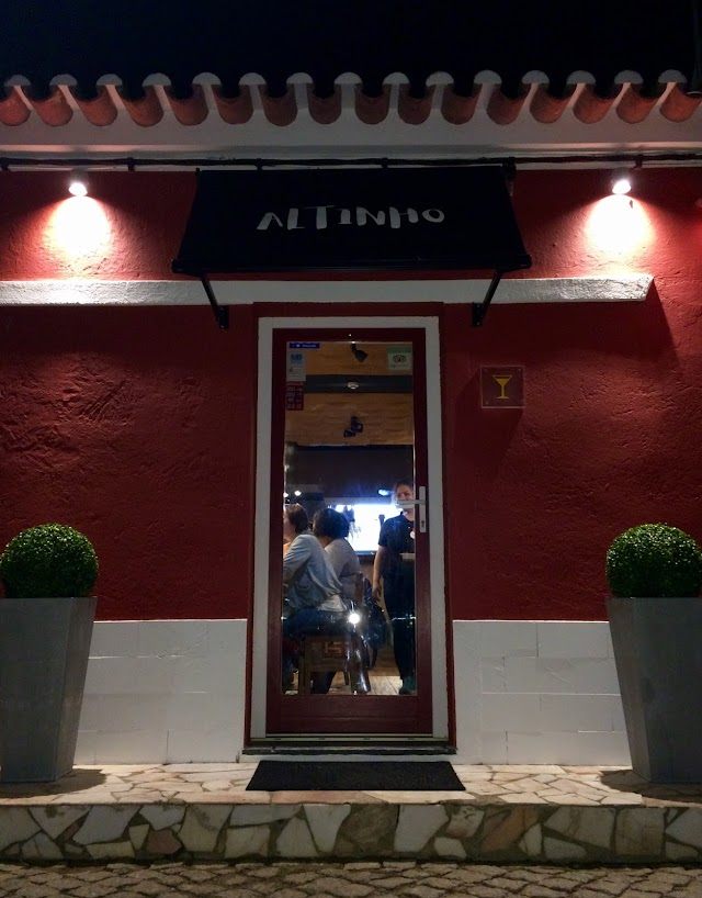 ALTINHO - Tapas & Petiscos - Bistrô