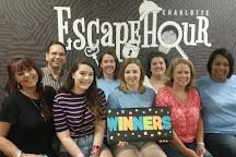 Escape Hour Charlotte, Charlotte, United States