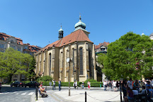 Holy Ghost Church, Prague, Czech Republic