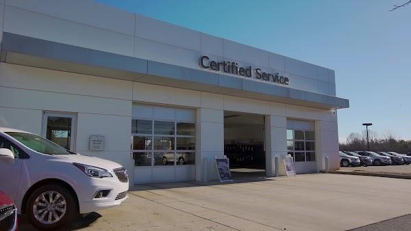 Williams Buick GMC car dealer in Charlotte, NC