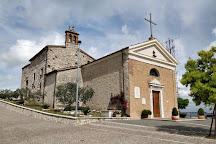 Santuario della Madonna della Guardia, San Giovanni Incarico, Italy