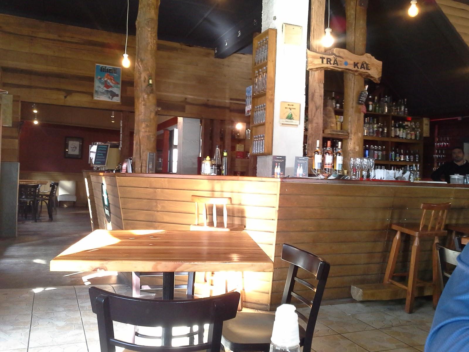 Cafe-Bar Villa de Osorno