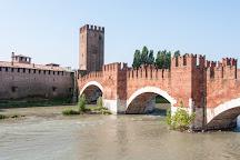 Ponte Scaligero (Ponte di Castelvecchio), Verona, Italy