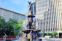 Fountain Square, Cincinnati, United States