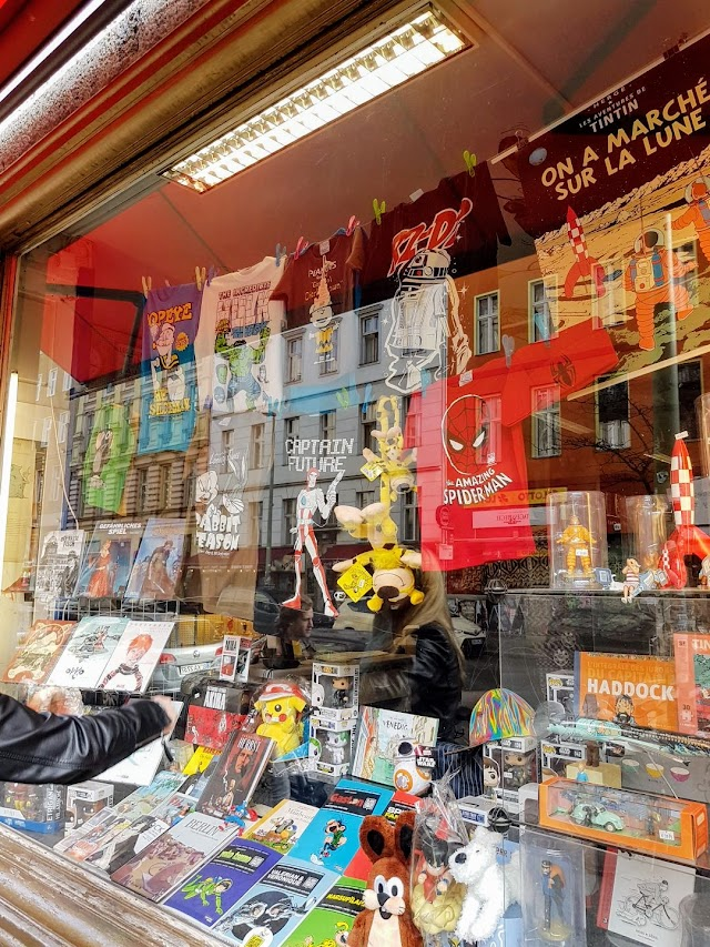 Comicladen Grober Unfug (Kreuzberg)