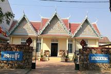 Battambang Provincial Museum, Battambang, Cambodia