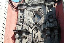 Centro Cultural Espana en Mexico, Mexico City, Mexico