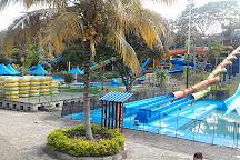 Parque de Las Aguas, Medellin, Colombia