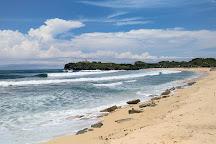 Slili Beach, Gunung Kidul, Indonesia