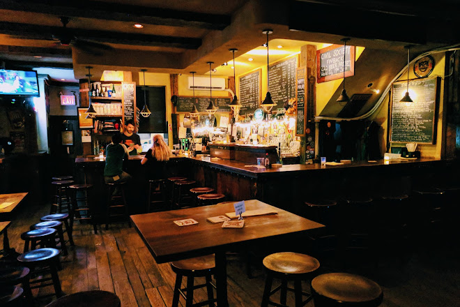 Blind Tiger Ale House, New York City, United States