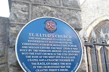 St Illtud s Church, Llantwit Major, United Kingdom