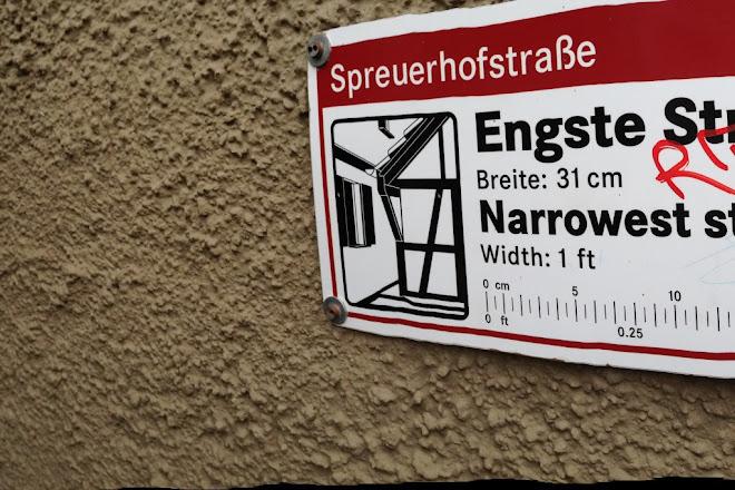 Spreuerhofstrasse, Reutlingen, Germany