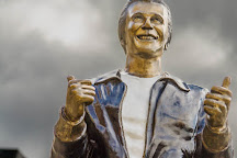Bronze Fonz, Milwaukee, United States