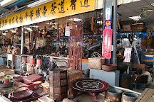 Kaisyuan International Tourism Night Market, Qianzhen, Taiwan