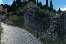 Roman Baths Ruins, Benitses, Greece