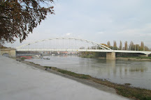 Belvarosi Hid, Szeged, Hungary