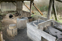 West Stow Country Park and Anglo-Saxon Village, Bury St. Edmunds, United Kingdom