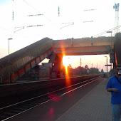 Станция  Ferihegy vasútállomás