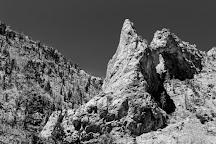 Lexington Arch, Great Basin National Park, United States