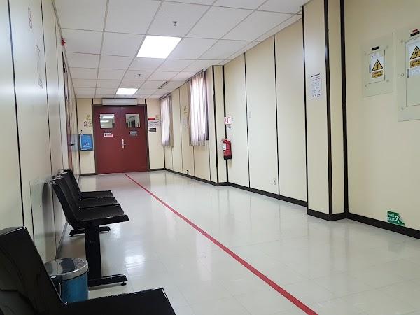 مستشفى المدينة الوطني مركز العلاج الطبيعي و التأهيل الطبي ...